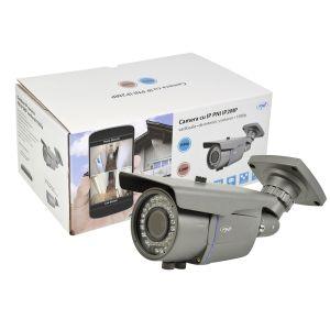 Camera cu IP PNI IP2MP varifocala de exterior 1080p full HD